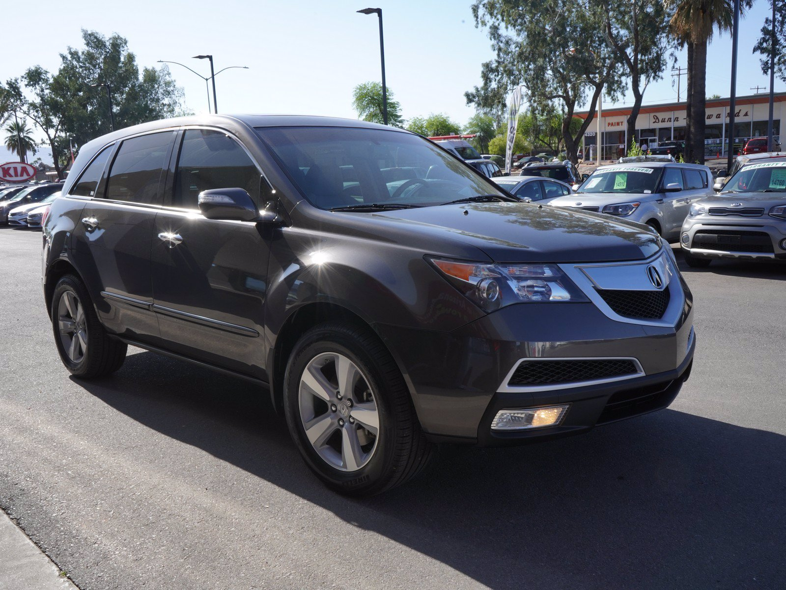 Pre-Owned 2012 Acura MDX BASE