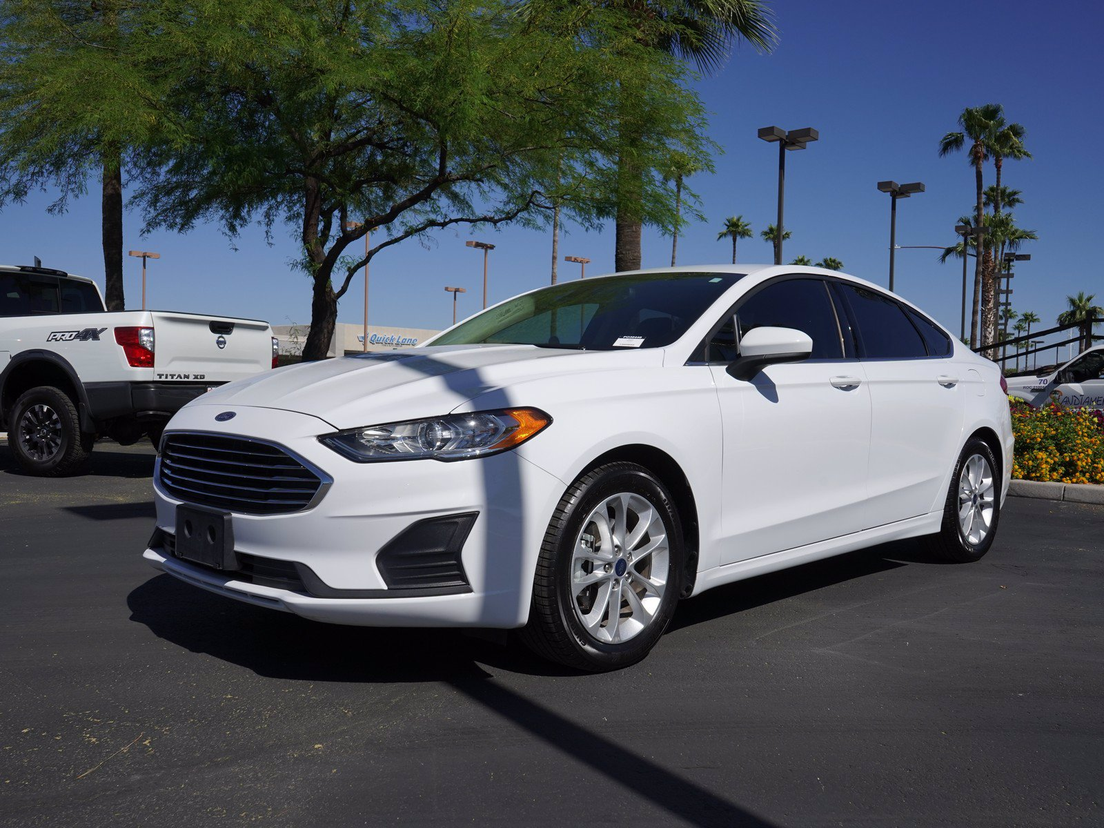 Pre-Owned 2019 Ford Fusion SE