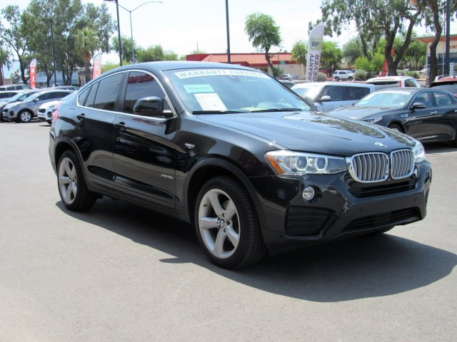 Pre-Owned 2015 BMW X4 xDrive35i