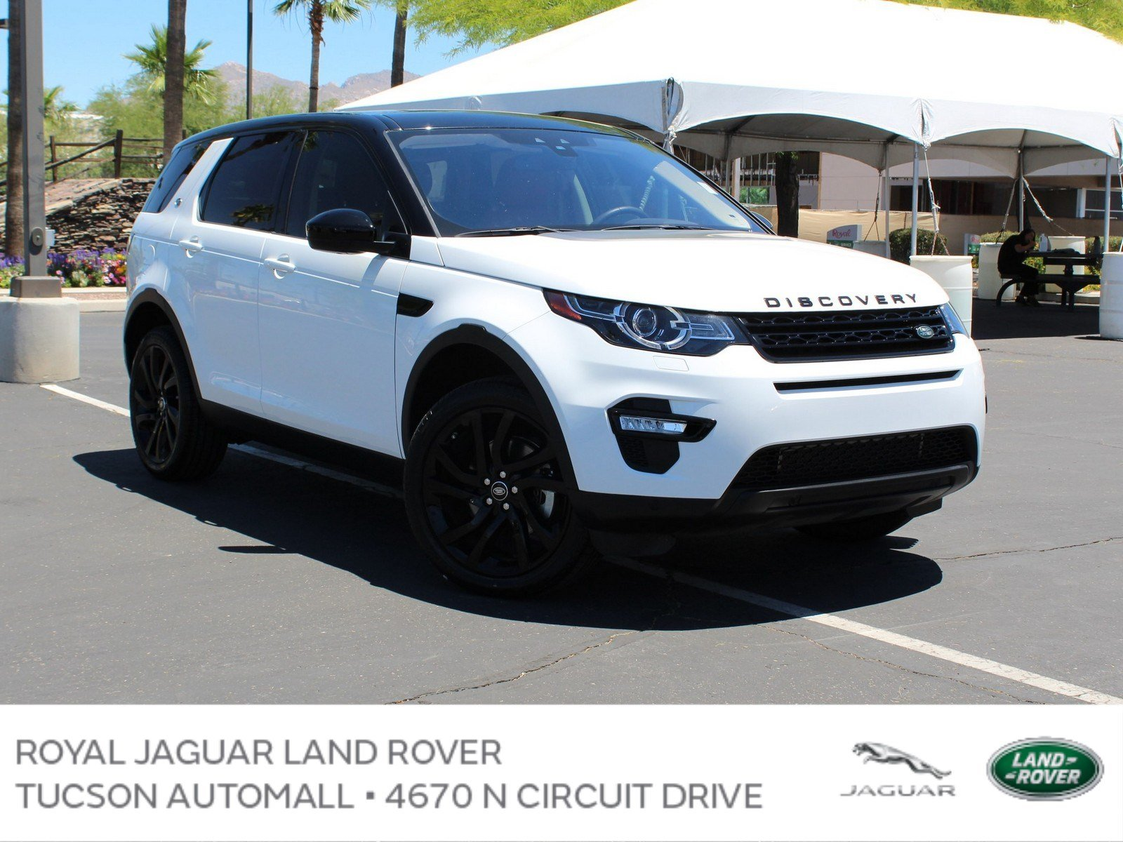 Certified Pre Owned 2016 Land Rover Discovery Sport HSE LUX