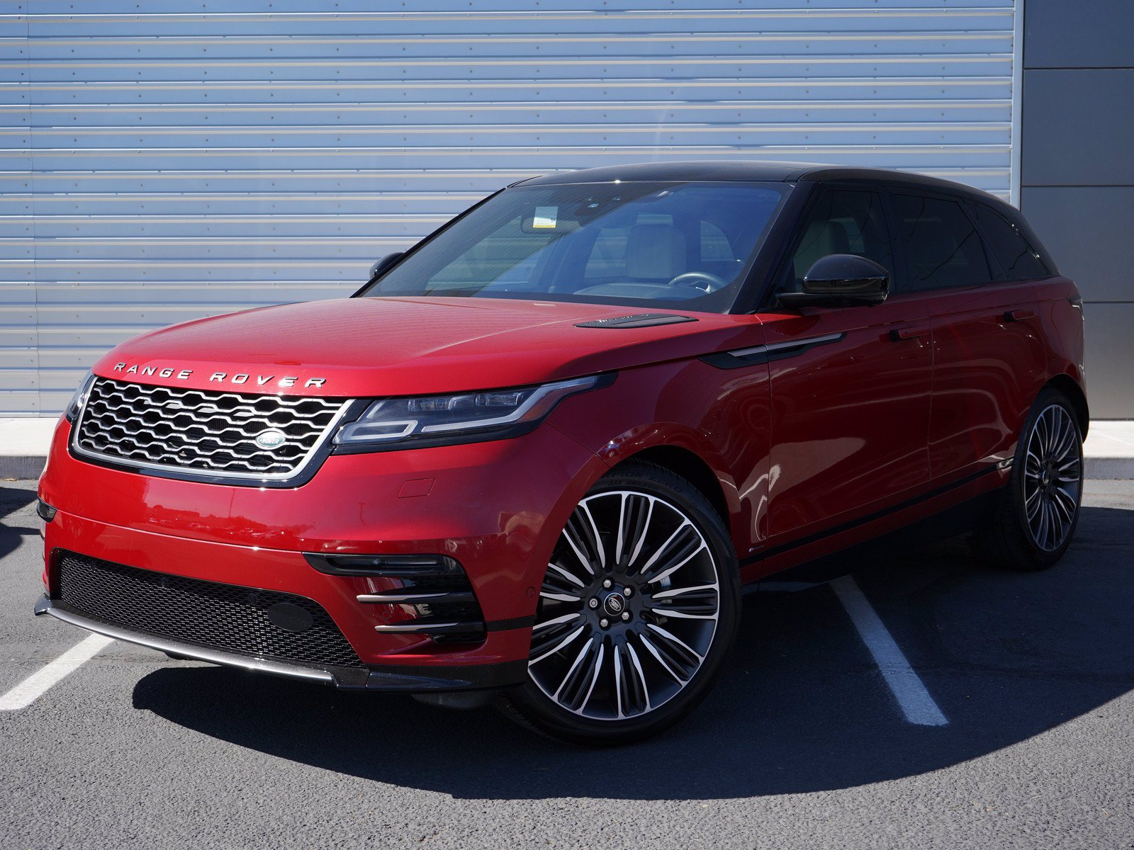Certified Pre-Owned 2020 Land Rover Range Rover Velar R-Dynamic HSE