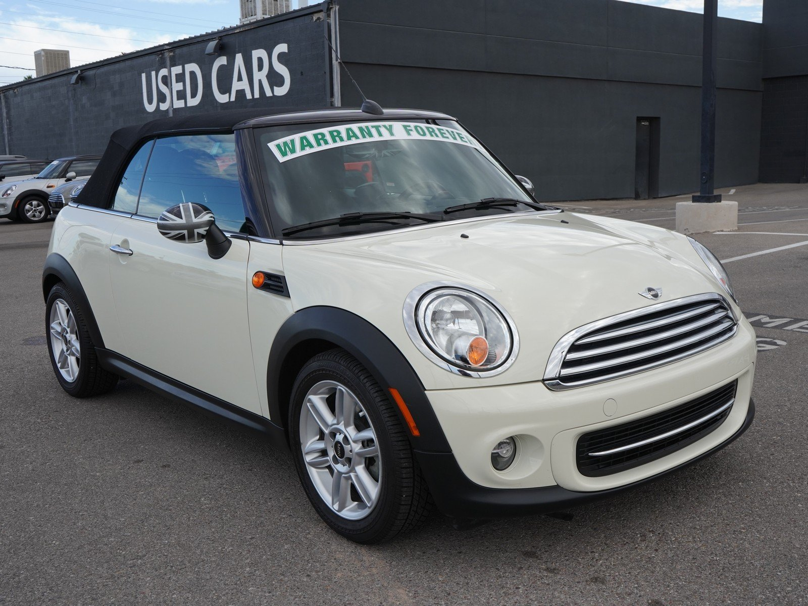 Pre-Owned 2014 MINI Cooper Convertible